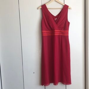 LAST CALL. FINAL PRICE DROP. Boden silk dress
